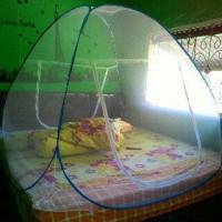 harga kelambu nyamuk, kelambu lipat ( kelambu lipat rangka baja ) Tokopedia.com
