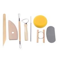 harga Clay Pottery Tool Kit - Isi 8 Tokopedia.com