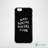 Custom Case Fullprint ASSC - Anti Social Social Club (3 Colors)