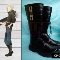 Sepatu cosplay Mekakucity actors Kano shuuya