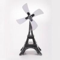 harga Kipas Angin Fan Miniatur Pajangan Replika Menara Eiffel Eifel Paris Tokopedia.com