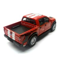harga Diecast miniatur mobil ford pick up bak terbuka warna merah bergaris Tokopedia.com