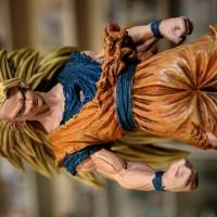 Dragon Ball Son Goku Super Saiyan 3 Action Figure