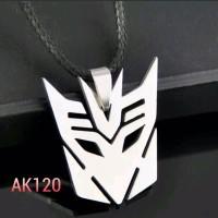 kalung decepticon transformer AK120