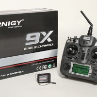 $ Turnigy 9X 9Ch Transmitter w/ Module & 8ch Receiver (Mode 2) (v2 Fir