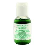 Kiehls Cucumber Herbal Alcohol Free Toner 40 mL