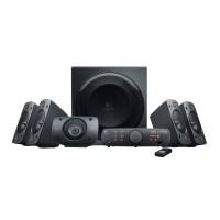 Logitech Dolby Surround Sound Speaker System Z906