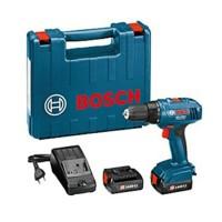 Bosch GSR1080Li GSR 1080 Li Mesin Bor Cordless Baterai Tembok & Besi