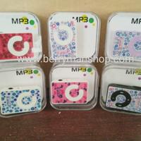 Mini MP3 Player Body Plastik