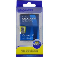 BATERAI Hp Samsung Galaxy S3 Wellcomm Double IC