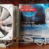 Enermax ETS-T40F Dual Fan White / Black Edition