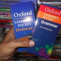 harga Paket 2 Kamus Pocket /saku Oxford Learners Pocket Dictionary & Grammar Tokopedia.com