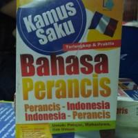 Kamus Saku Bahasa Perancis : Perancis-Indonesia & Indonesia-Perancis
