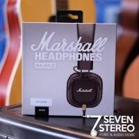 New Marshall Headphone Major Ii 2 Coklat