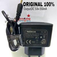 harga Charger Nokia Kecil N70 N95 1200 E61 Dll Original 100% Tokopedia.com