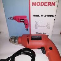 Mesin Bor Modern 10mm M-2100C / Mesin Bor Listrik