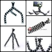 Jual Flexible Tripod Mini Fleksibel Ukuran Medium For Camera and Smartphone Murah