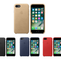 Jual iPhone 7 Leather Case Original Design By Apple Premium Quality Lunatik Murah