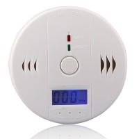 harga Carbon Monoxide Smoke Alarm Detector / Detektor CO2 - White Tokopedia.com