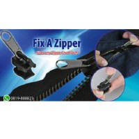 6Pcs Fix A Zipper Zip Slider Rescue Instant Repair Kit Replacement