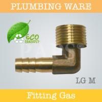 LG 1/2M x 10MM (KNEE GAS DRAT LUAR 1/2 INCH)