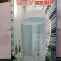 hand soap dispenser, / tempat sabun cair wikea model toto