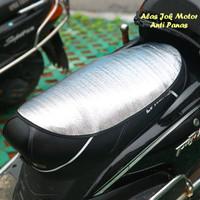 Jual Alas Jok Motor Anti Panas (Anti panas, anti hujan,mudah dibuka pasang) Murah