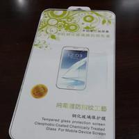 Temperedglass Tempred Tempered Glass Glas Samsung S4 & S5