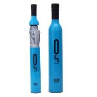 Jual Payung Lipat Desain Botol Wine - Blue F388 Murah