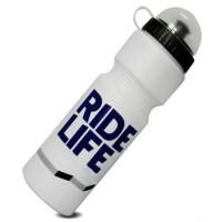 Botol Minum Olahraga Sepeda Ride Giant Ride Life 750ml - White F253