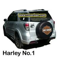 Jual Sarung / Cover Ban Harley Rush Terios Ecosport Jeep Katana Escudo Taft Murah