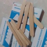Tong spatel kayu