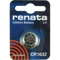BATRE RENATA CR1632 / CR 1632 BATTERY BATERAI ORIGINAL