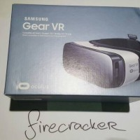 Samsung Gear VR Oculus Frost White [Limited Stock]