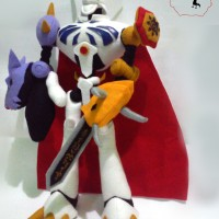 Boneka Omegamon Digimon figure ver