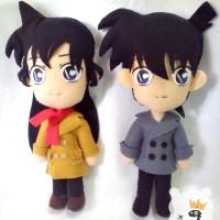 Boneka Detective Conan (Ran & Shinichi)