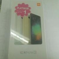 harga Xiomi note3 pro 2/16 gold Tokopedia.com