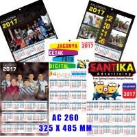 KALENDER 2017 ( Lengkap Jawa , Hijriah, Nasional )