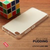 Softcase Kondom Keren Jelly TPU Soft Case Cover Casing Lenovo S90 Livo