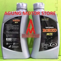 Oli Transmisi Manual MTF Pertamina RORED MTF 80W90 ( 1 Liter )