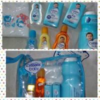 harga cussons  set bayi/ bedak shampo bayii dll/ perlengkapan bayi Tokopedia.com