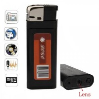 High Definition Q8 Lighter With Usb Camera ( Spy Model Korek )