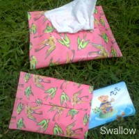 Tissue Case - Tempat Tisu - Swallow