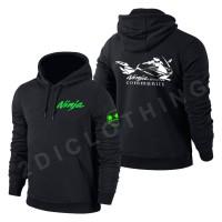 Hoodie Kawasaki Ninja / Jaket Sweater Hoodie Kawasaki Ninja