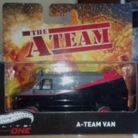 """Hot Wheels Elite One The A Team """"A-Team Van"""""""