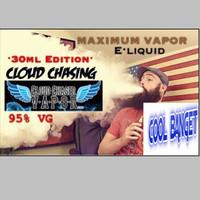 Jual 100ml Cloud Chaser SUPER E-LIQUID edition! | Refill Rokok Elektrik Murah