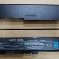 Baterai Laptop Toshiba Satelite,Satellite C600, C605, C635, C640, c645