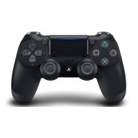 PS4 DUALSHOCK 4 WIRELESS CONTROLLER BLACK (NEW MODEL)