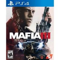 USED/BEKAS PS4 MAFIA III (Region 3/Asia/English)