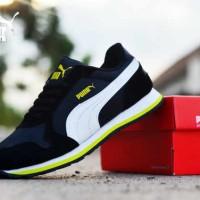sepatu kets sneakers running lari main hangout puma cabana racer f4a6b65748
